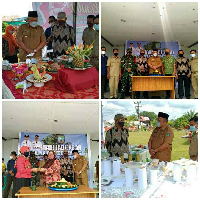 Wakil Bupati Beltim Khairil Anwar Hadiri Hut Ke 11 Kecamatan Dendang Trawangnews Com