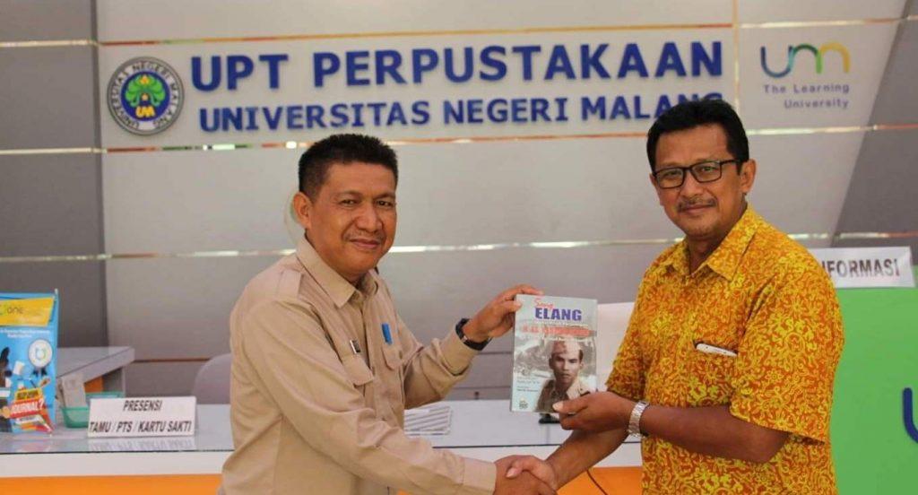 Buku Sang Elang Masuk Perpustakaan Perguruan Tinggi Malang ...